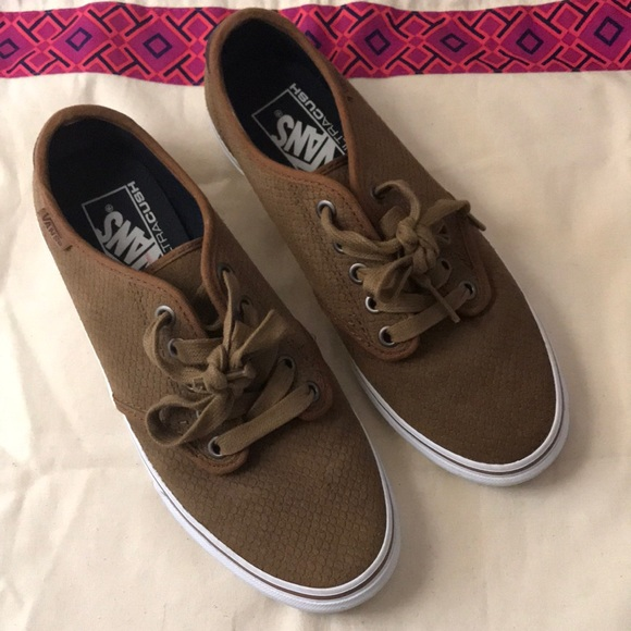 e3d50df5e0c1bd ✅✅NWOT VANS Sneakers. M 5b4ffa490e3b8610a3786c87. Other Shoes ...